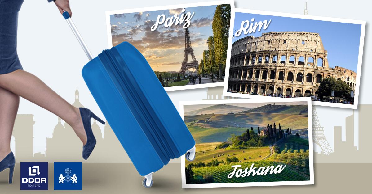DDOR i Grand Tours vas vode na putovanje