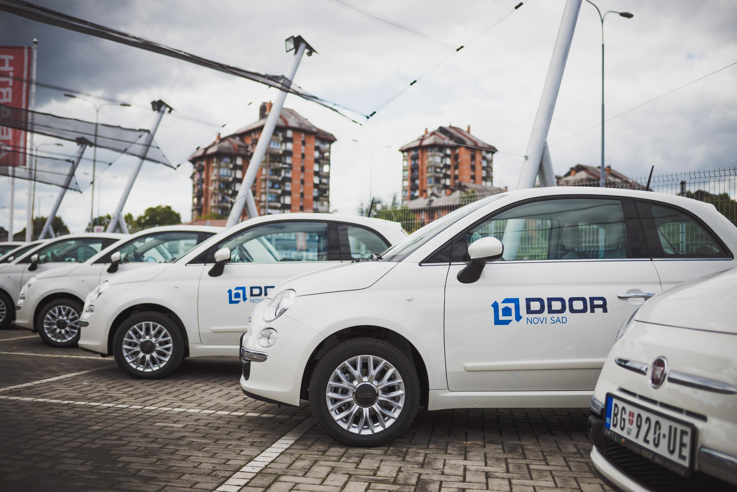 New DDOR cars
