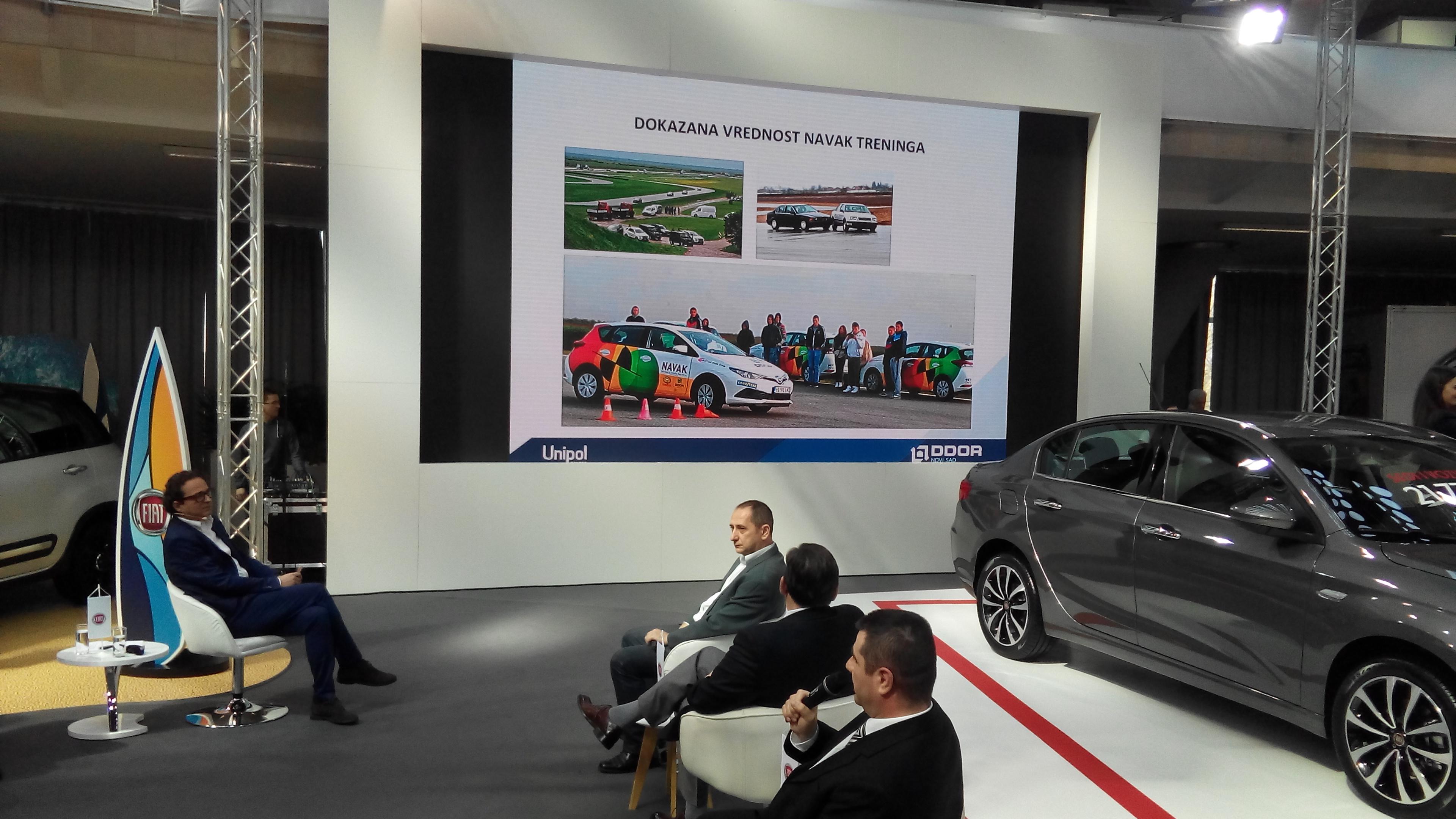 """Kompanija """"DDOR Novi Sad"""" ,  FIAT EKO panel"""