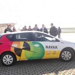 Mladi vozači na obuci u Nacionalnoj vozačkoj akademiji – NAVAK