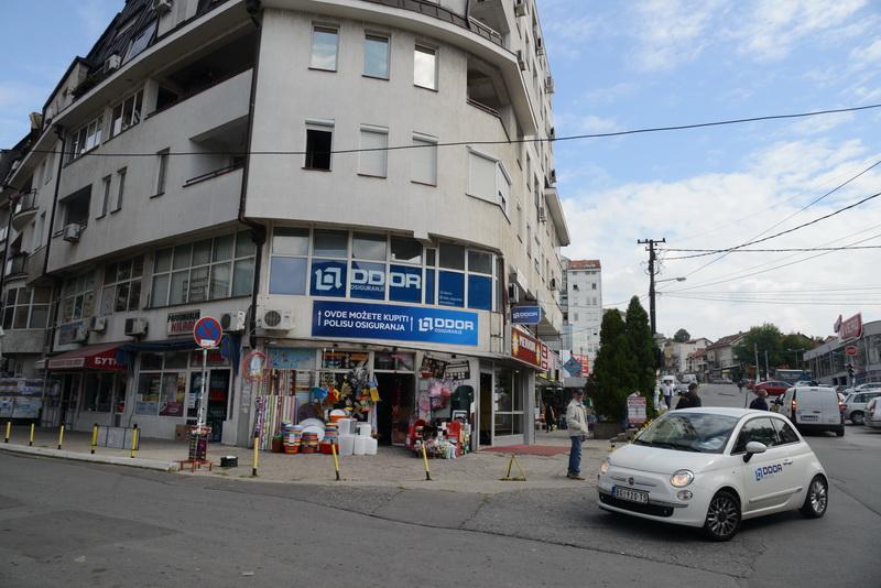 Novo prodajno mesto u Žarkovu